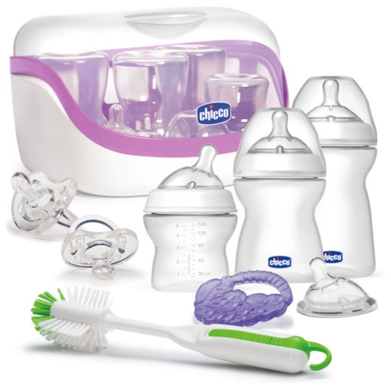 Product Featured in Photo: NaturalFit All You Need Starter Set: The u201cAll  You Need Starter Setu201d includes everything but the baby! - Chicco PNG