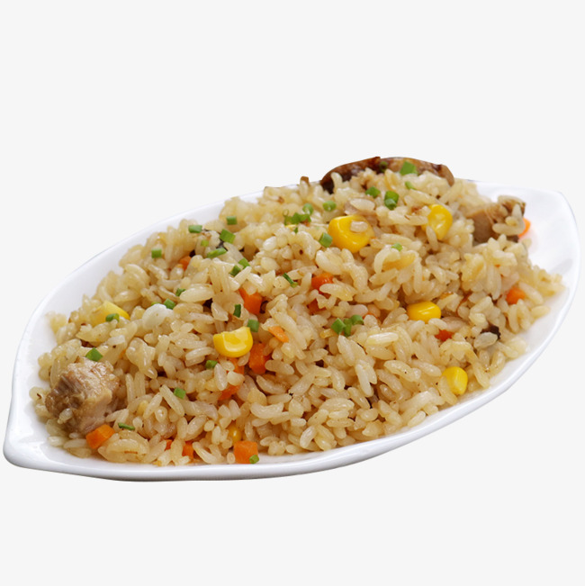 Chicken And Rice PNG