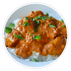 Chicken Curry Thali - Chicken Curry PNG