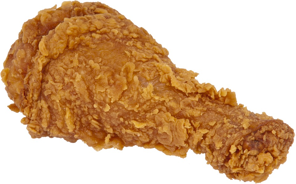 Fried chicken leg png - photo