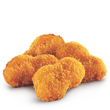 Chicken Nuggets 8Pcs - Chicken Nuggets PNG