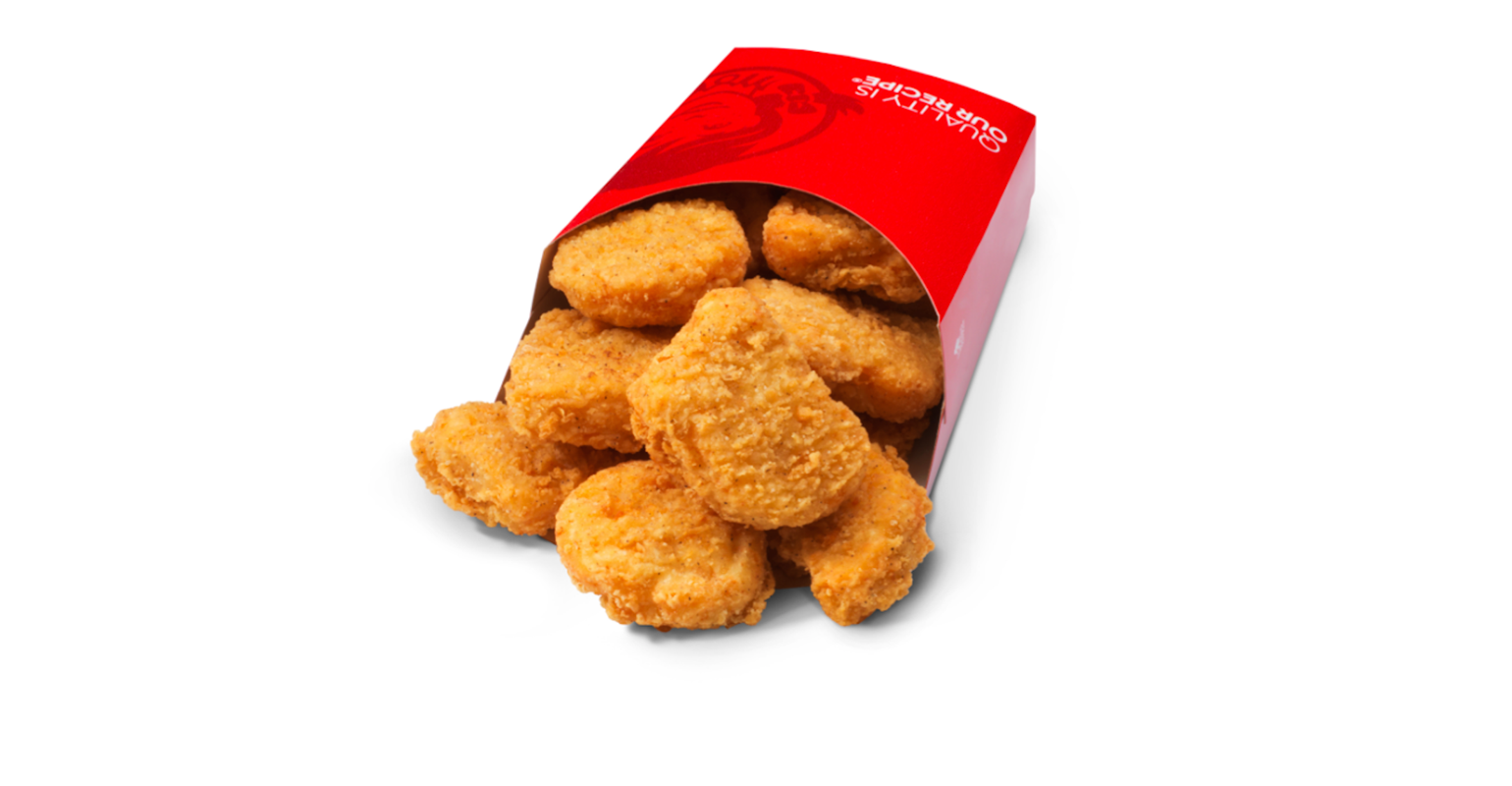 Teen ignites Twitter storm with Wendyu0027s chicken nugget request | Nationu0027s  Restaurant News - Chicken Nuggets PNG