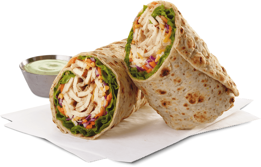 Chicken Wrap PNG-PlusPNG.com-1085 - Chicken Wrap PNG