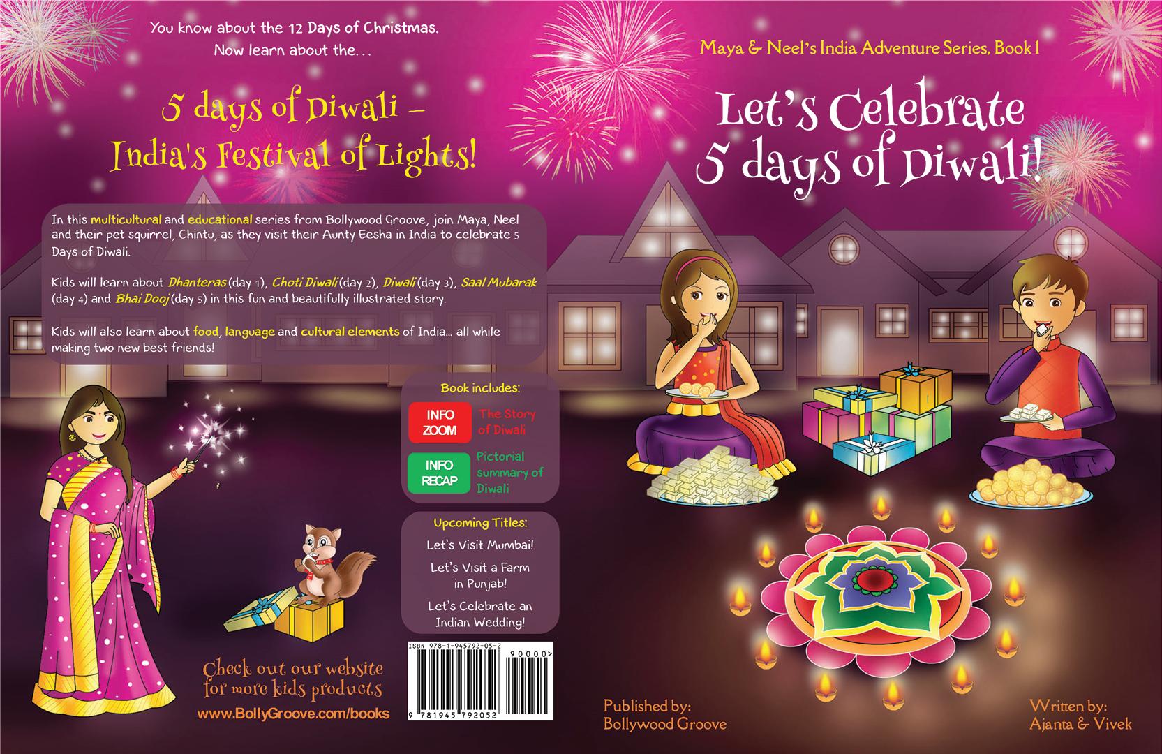 Children Celebrating Diwali PNG - 83549