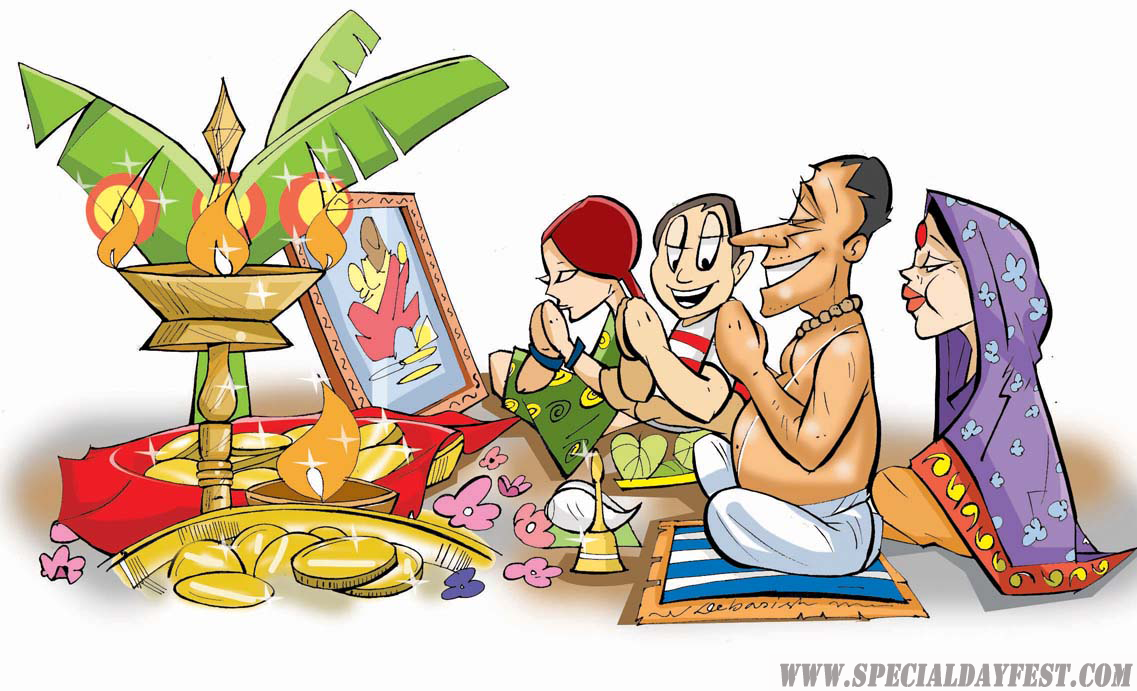 unique-Ways-To-Celebrate-Diwali - Children Celebrating Diwali PNG