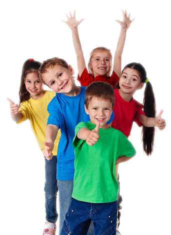 Children Having Fun At School PNG - 167053