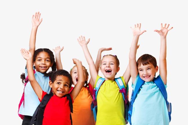Children Having Fun At School PNG - 167056