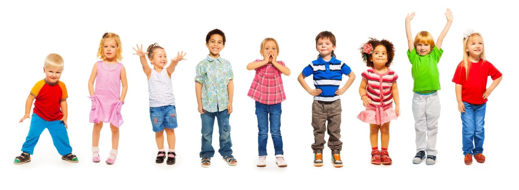 Children Having Fun At School PNG - 167059