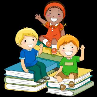 Children Having Fun At School PNG - 167043