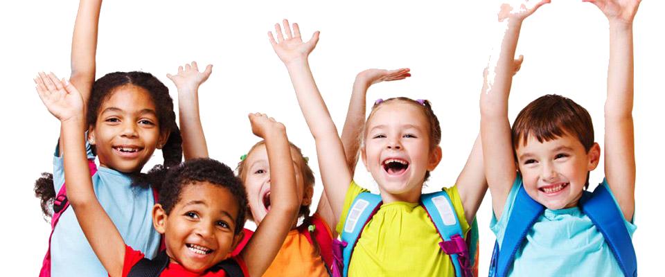 Children Having Fun At School PNG - 167051