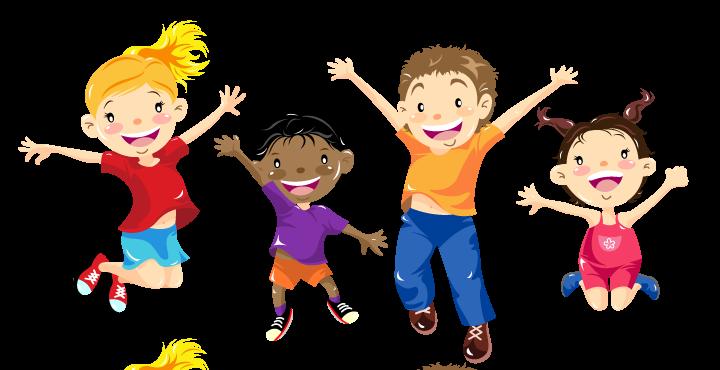 Children Having Fun At School PNG - 167040