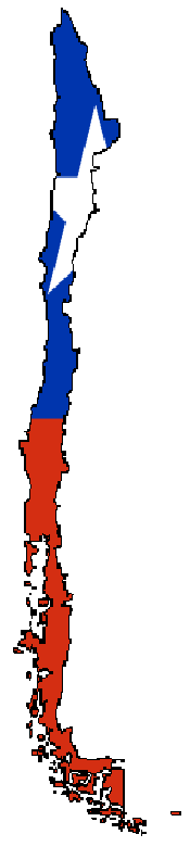 File:Chile flg-map.png - Chile PNG