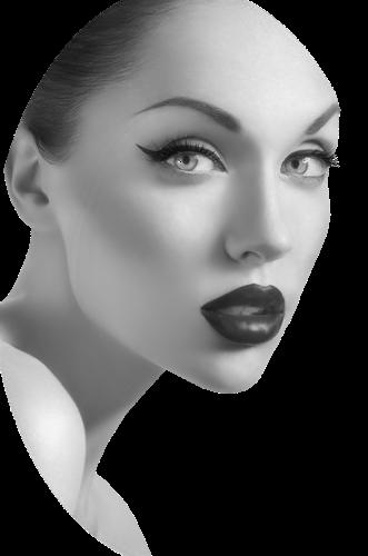 Forum www.flatcast.biz Değerli Üyelerine,Siyah Beyaz Png Bayan Resimleri  -Tubes Femes - Black White Png Woman Fotos,Png Güzel Bayan  Resimleri,Muhteşem PlusPng.com  - Chin PNG Black And White