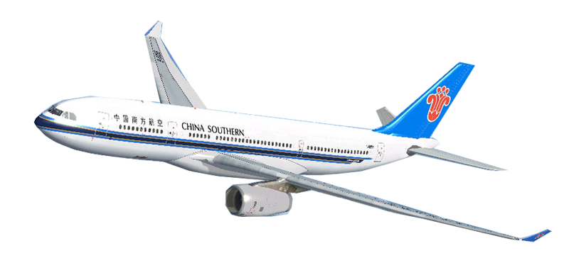 China Southern png images - China Airlines PNG