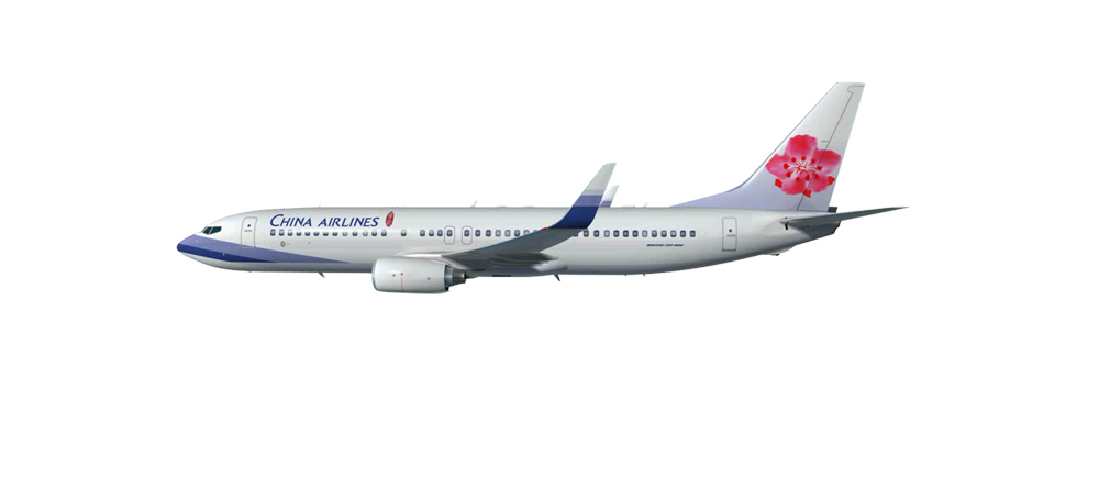 Next-Generation 737 - China Airlines PNG