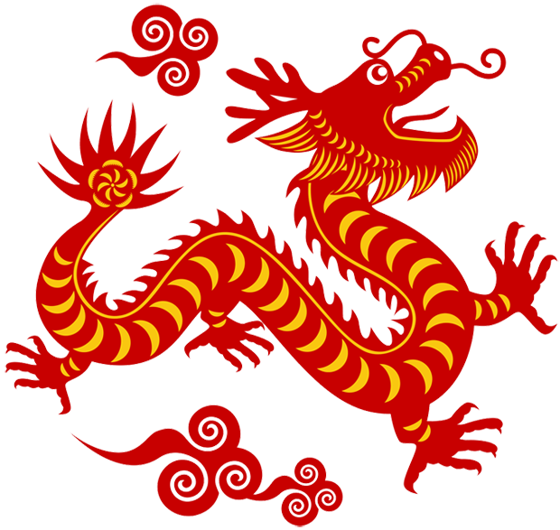 Chinese Dragon High-Quality Png PNG Image - Chinese New Year HD PNG