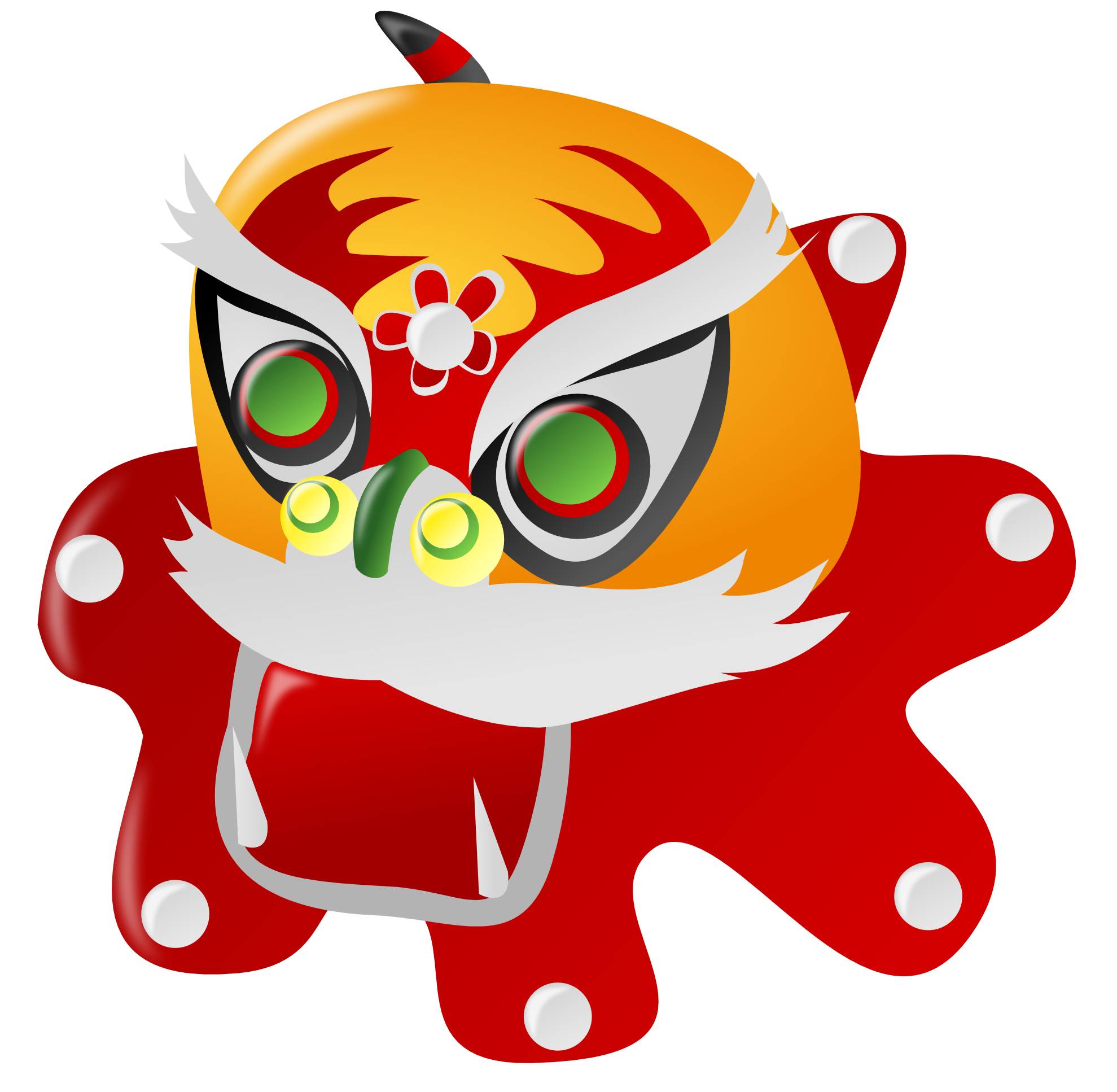 . PlusPng.com Chinese New Year Ns 1979px.png 490(K) - Chinese New Year HD PNG