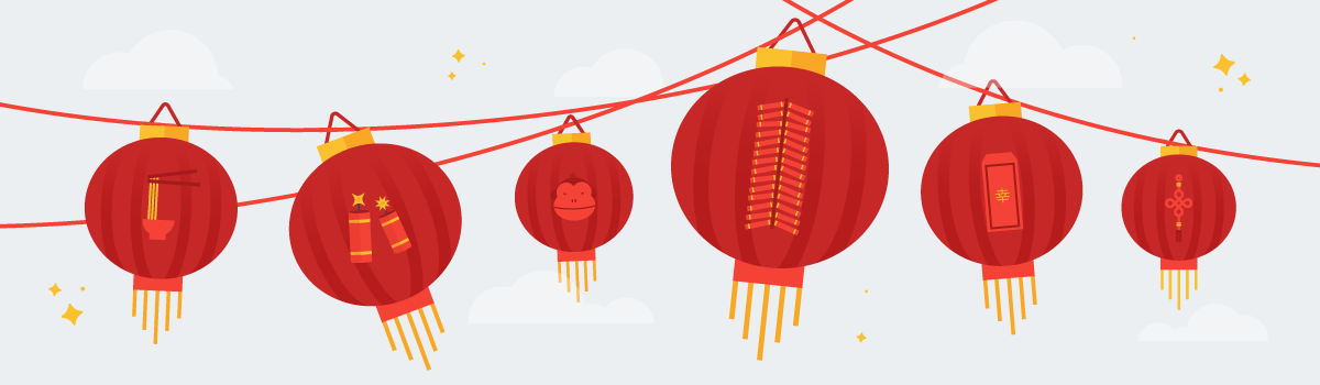 Chinese New Year HD PNG - 89172