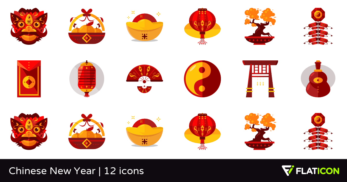 Chinese New Year PNG-PlusPNG.com-1200 - Chinese New Year PNG