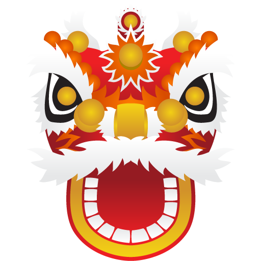 Dragon Icon 512x512 png - Chinese New Year PNG