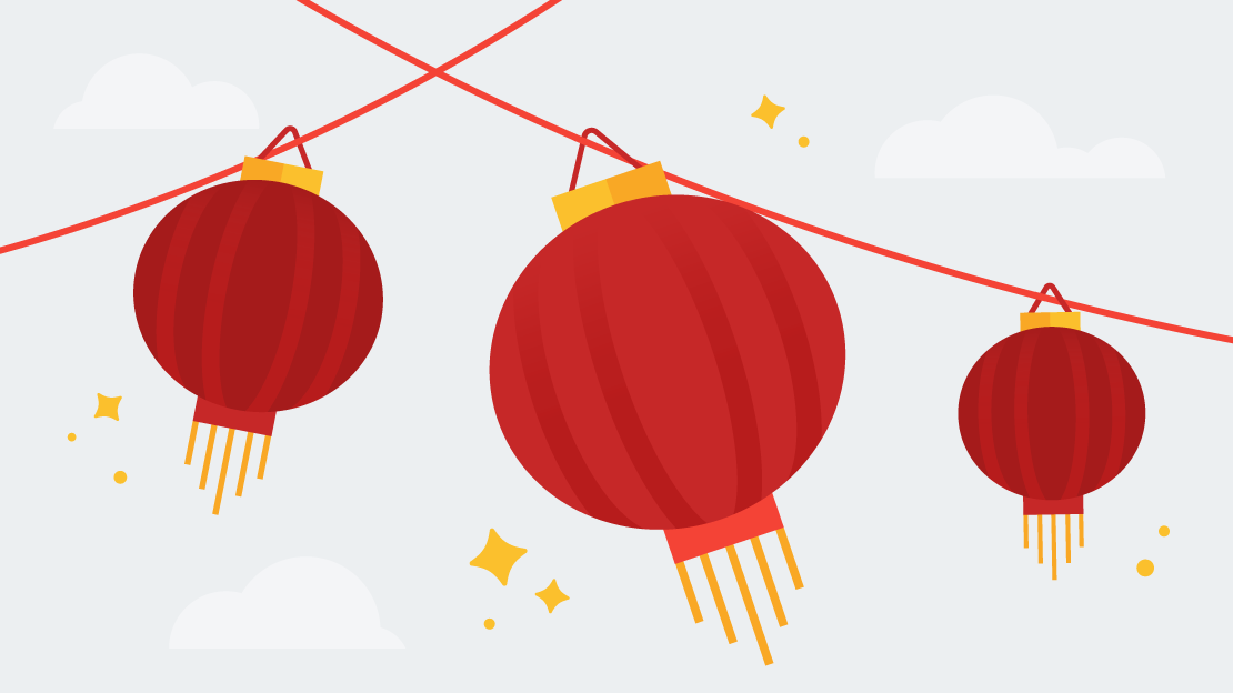 Happy Chinese New Year! How Tradition and Trends Intersect Across APAC -  Think with Google APAC - Chinese New Year PNG