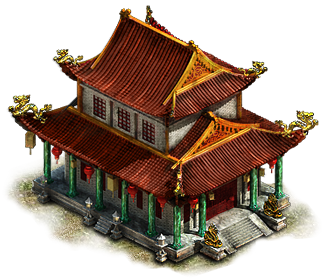 File:Dragon Temple.png - PNG Temple - Chinese Temple PNG HD