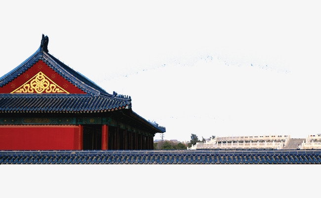 HD Chinese building roof, Hd, Chinese Style, Building Free PNG Image - Chinese Temple PNG HD