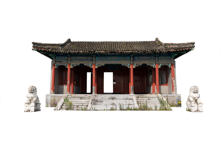 Chinese Temple PNG HD