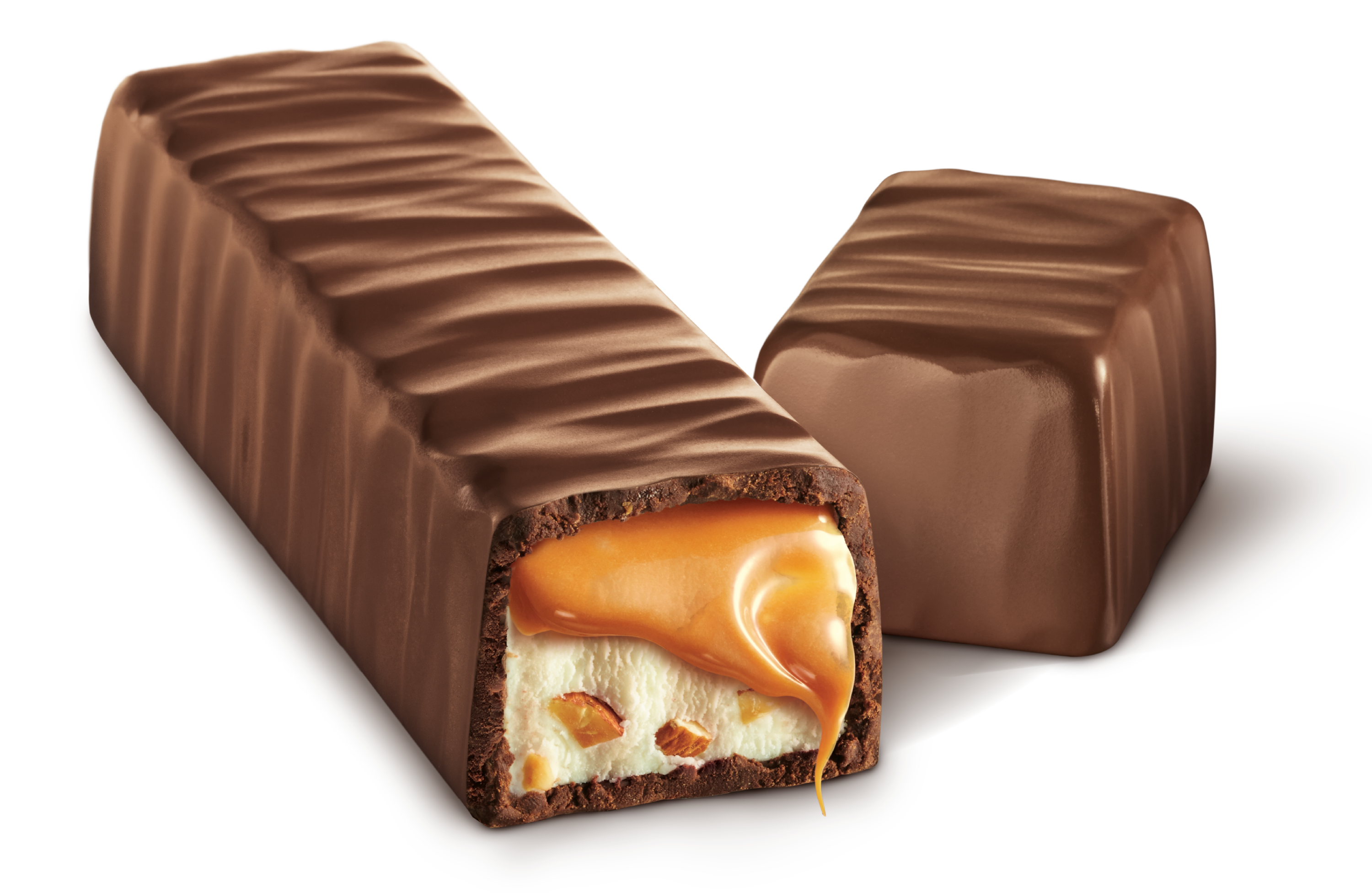 Caramel - Chocolate Bar HD PNG