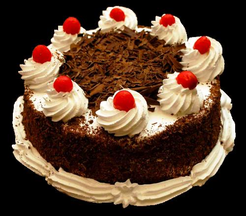 Chocolate Cake PNG HD - 130216