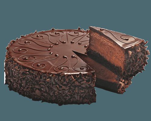 Chocolate Cake PNG HD - 130207