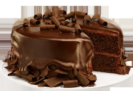 Chocolate Cake PNG HD - 130204