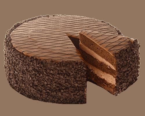 Chocolate Cake PNG HD - 130214