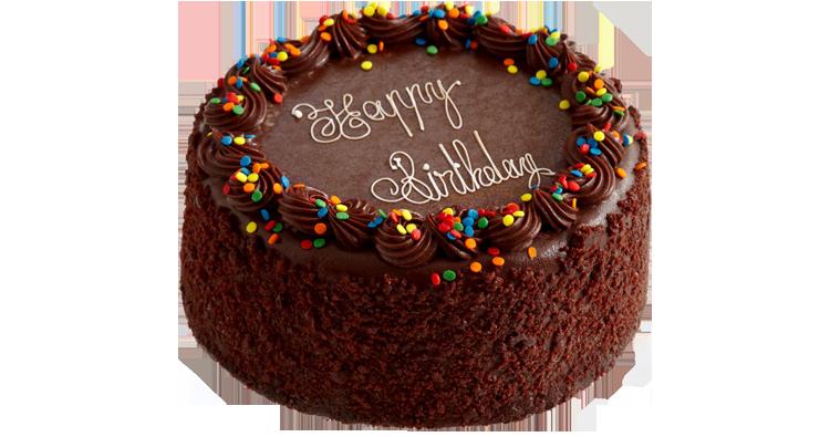 Chocolate Cake PNG HD - 130219