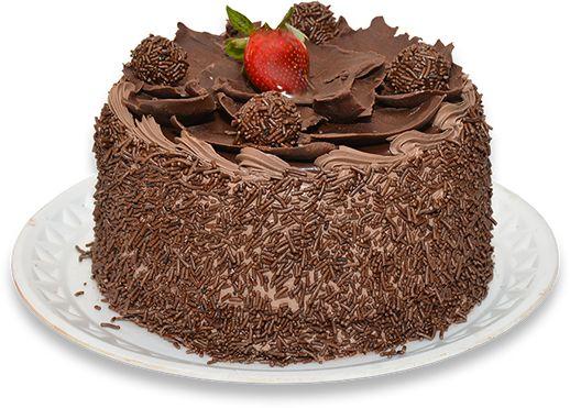 Chocolate Cake PNG HD - 130212