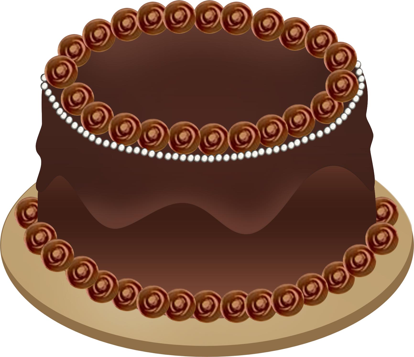 Chocolate Cake PNG HD - 130213