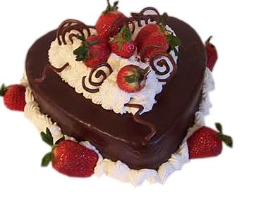 Chocolate Cake PNG HD - 130218
