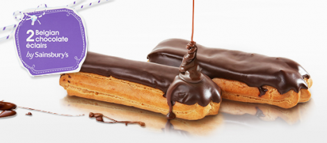 Chocolate Eclair PNG - 84026