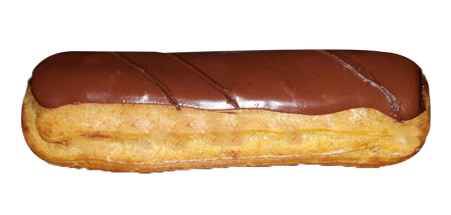 Chocolate Eclair PNG - 84019