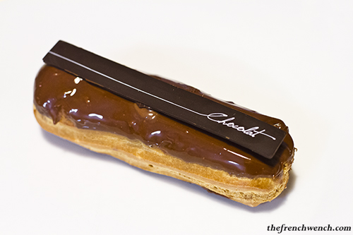 Chocolate Eclair PNG - 84025