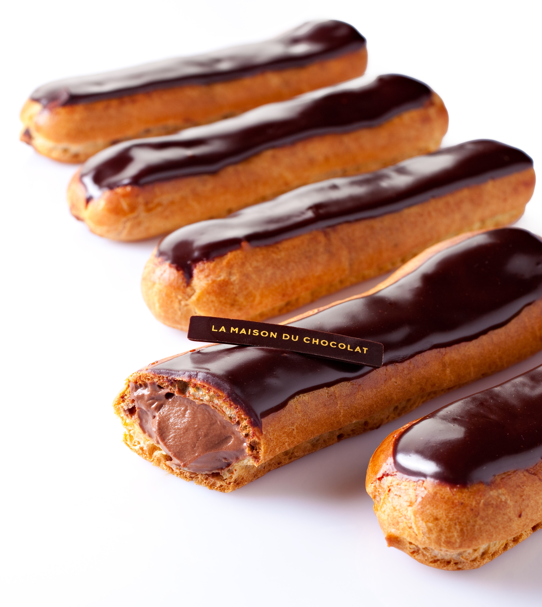 Chocolate Eclair PNG - 84023