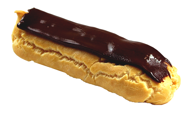 Chocolate Eclair PNG - 84027
