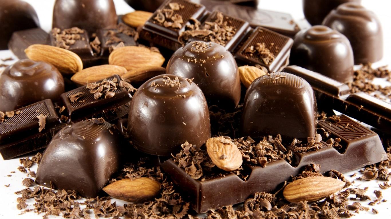 Mixed-Chocs-chocolate-hd-image.png - Chocolate PNG HD