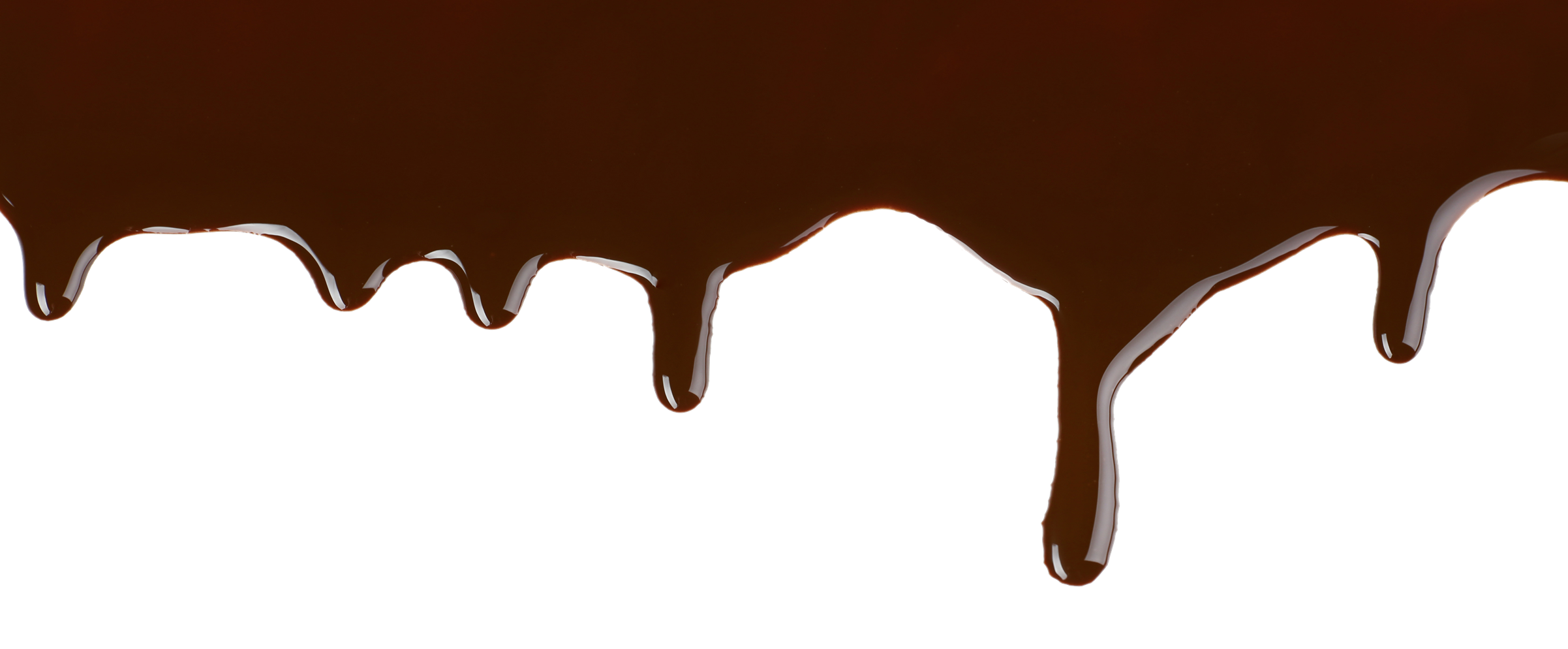 PNG File Name: Melted Chocolate PlusPng.com  - Chocolate PNG