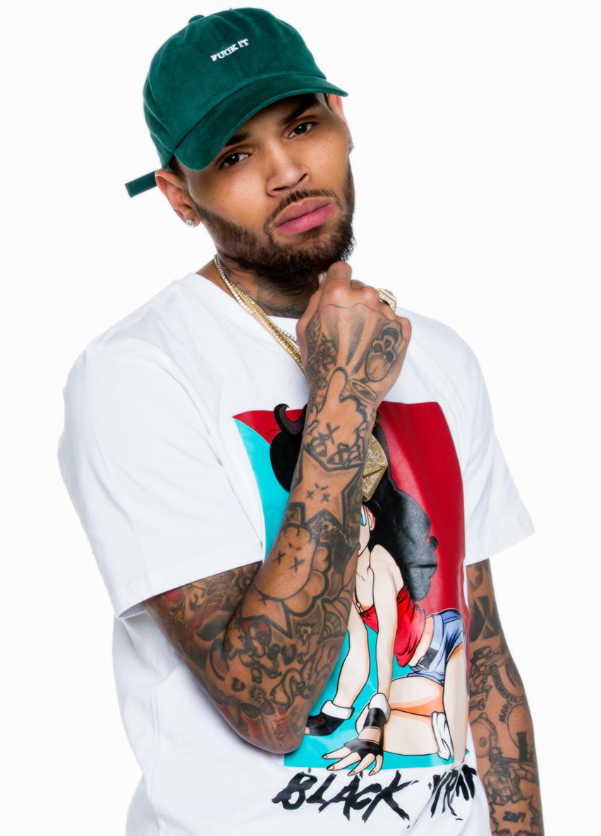 Chris Brown PNG - 6397
