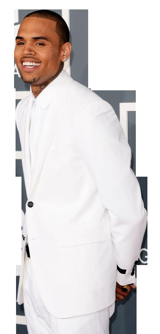 Chris Brown PNG - 6403