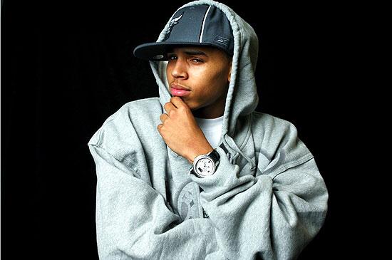 Chris Brown PNG - 6394