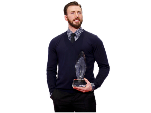 Chris Evans IX by kdonovan1992 PlusPng.com  - Chris Evans PNG