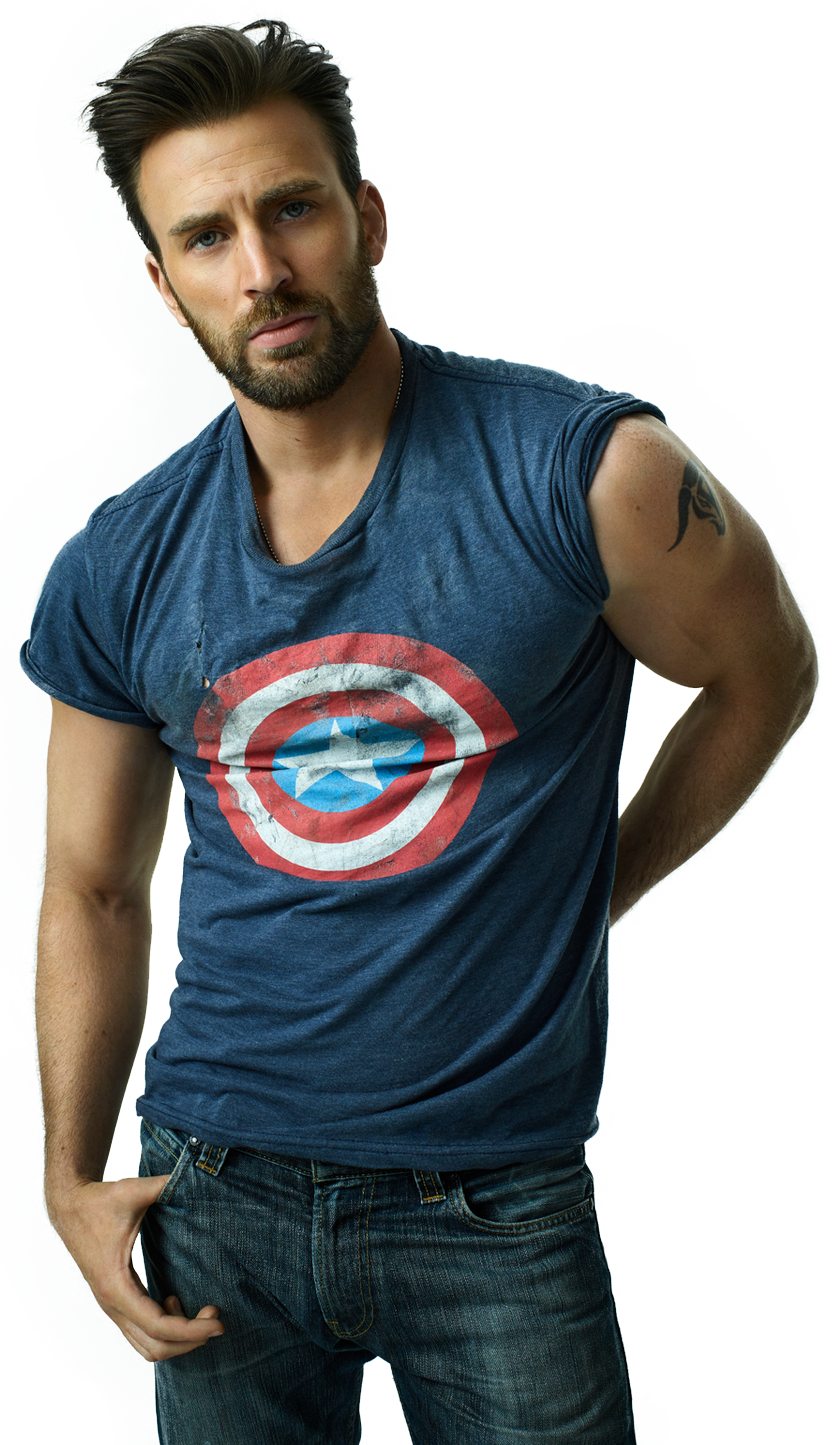 Chris Evans PNG Free Download - Chris Evans PNG