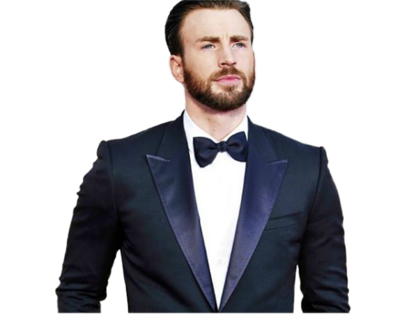 Chris Evans: Suited Up by kdonovan1992 PlusPng.com  - Chris Evans PNG
